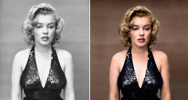 20 Fotos históricas em preto e branco transformadas em coloridas - Parte II