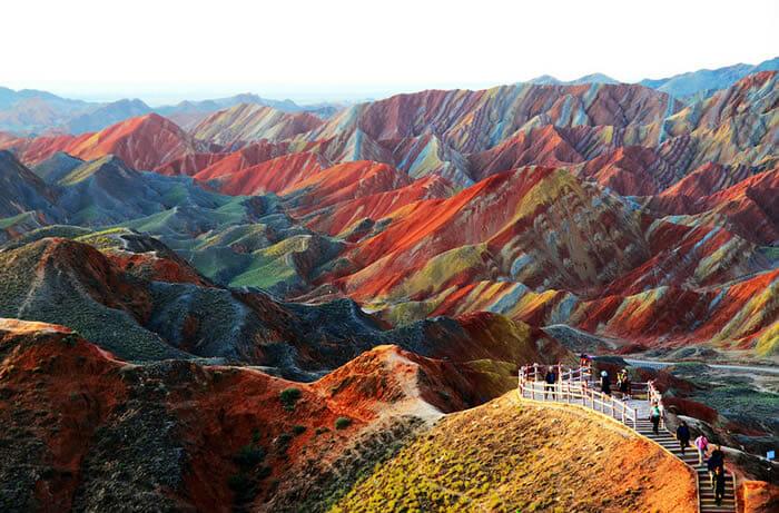 22 Lugares tão incríveis que é difícil acreditar que realmente existem