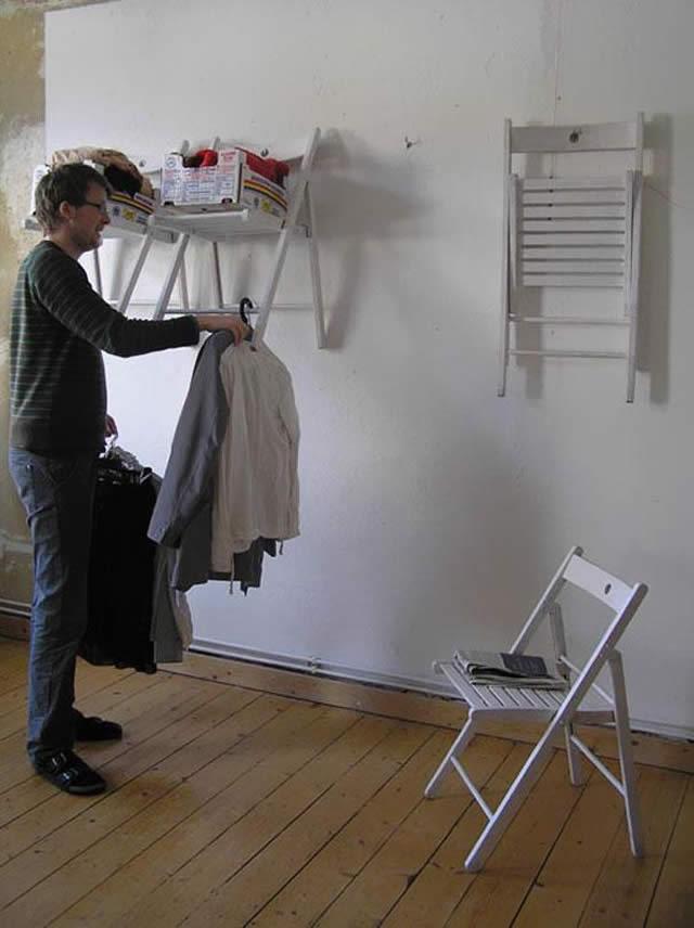 23 Maneiras criativas para reaproveitar coisas antigas e organizar a casa