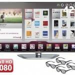 """A copa está chegando! Troque logo aquela sua TV velha por uma Full HD de 42"""" da LG!"""