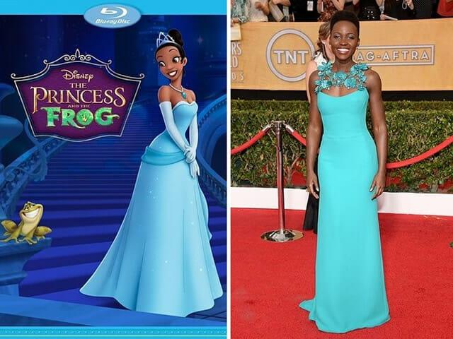 13 Celebridades que ficaram parecidíssimas com personagens da Disney
