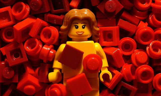 24 Cenas de filmes famosos recriadas com Lego