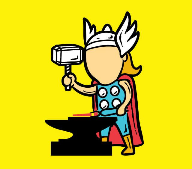 9 Profissões secretas dos super-heróis que você não conhecia