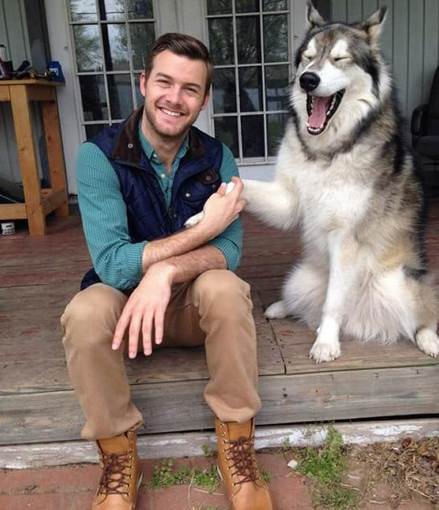 21 Animais que adoram sorrir para a câmera