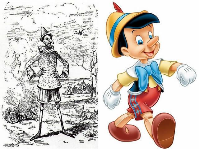 Antes e depois mostra como eram e como são hoje os personagens de 19 desenhos famosos