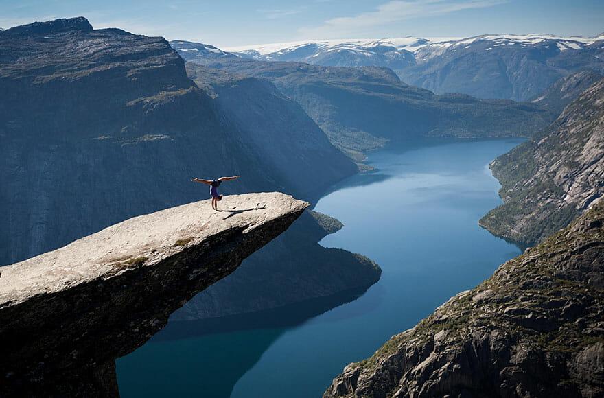 29 Imagens sensacionais feitas nas alturas que vão te deixar com medo só de olhar