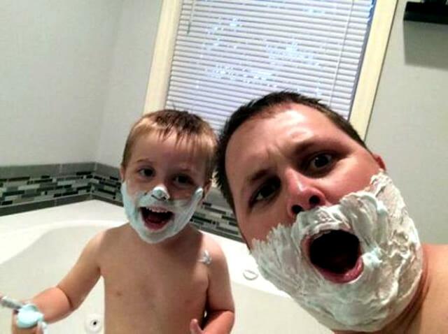 25 Imagens de Pais que provam porque são os melhores pais do mundo
