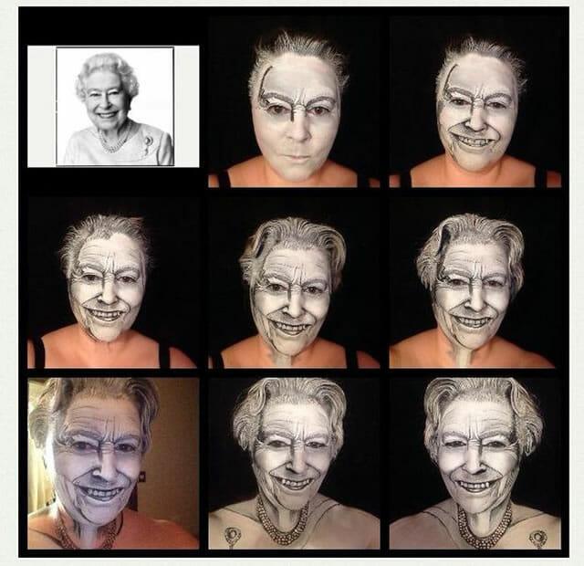 18 Transformações incríveis feitas com maquiagem