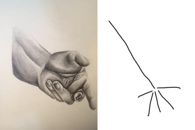 Isso é o que acontece quando você deixa outros desenhar o seu selfie (21 Fotos)