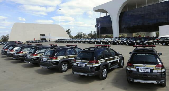 Carro Polícia Civil Minas Gerais