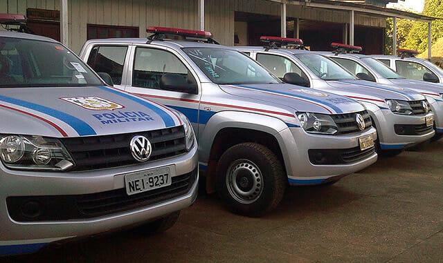 Carro Polícia Militar Pará