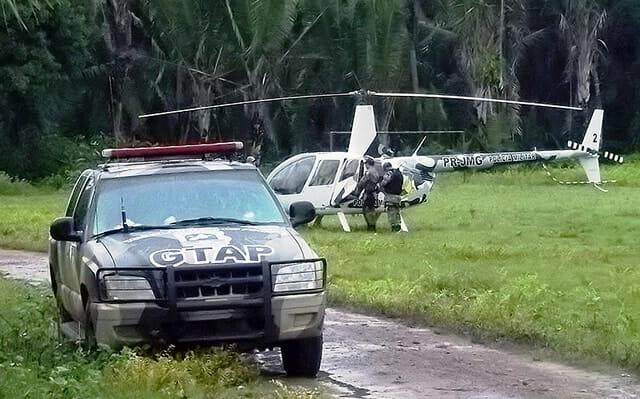 Carro Polícia Militar Piauí