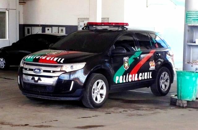 Carros De Pol 237 Cia Do Brasil 40 Imagens Mostram Como Est 225