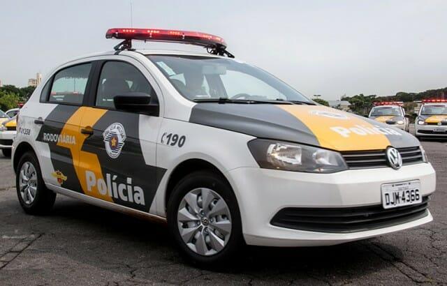 Carro Polícia Militar São Paulo