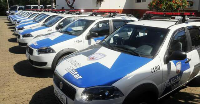 Carro Polícia Militar Espírito Santo
