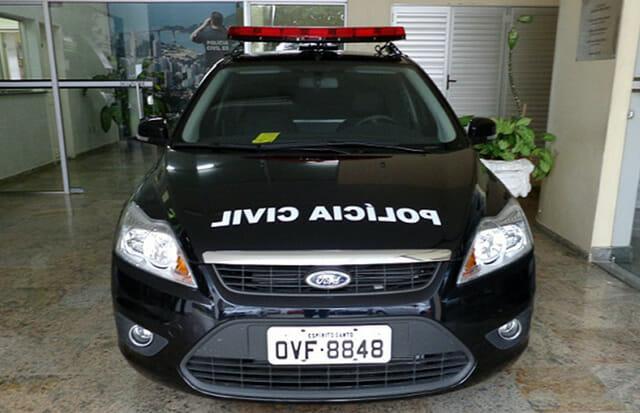 Carro Polícia Civil Espírito Santo