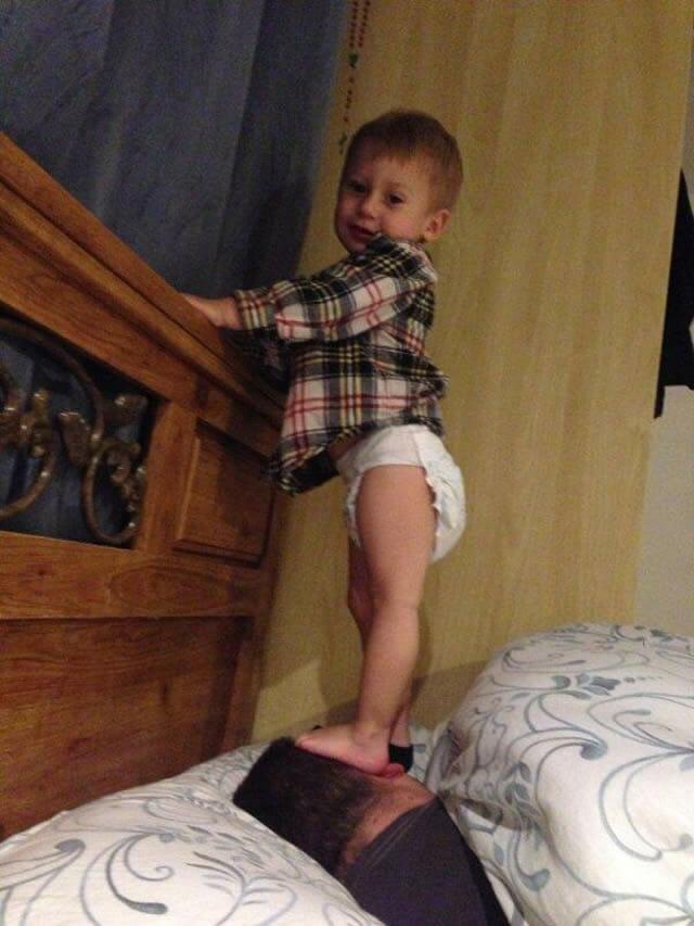 17 Coisas que só acontecem quando as crianças estão por perto
