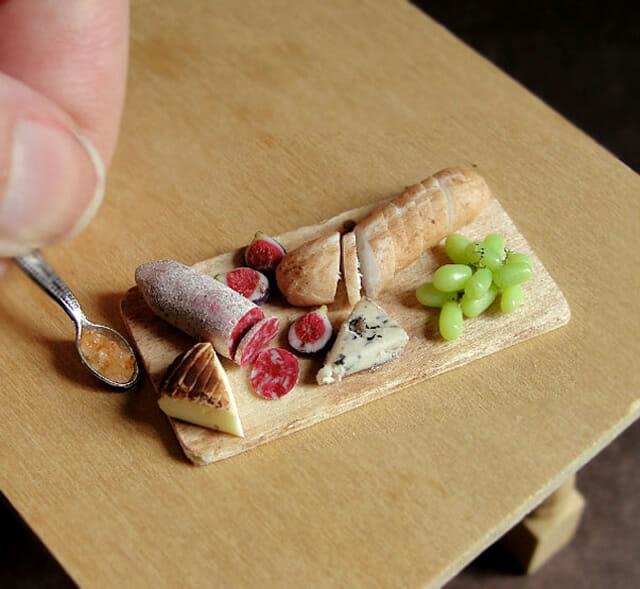 17 Miniaturas de alimentos tão perfeitas que vão te deixar com água na boca