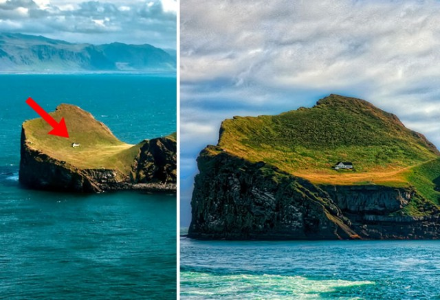 casa-solitaria-ilha-islandia
