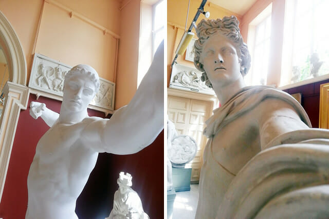 selfies-estatuas
