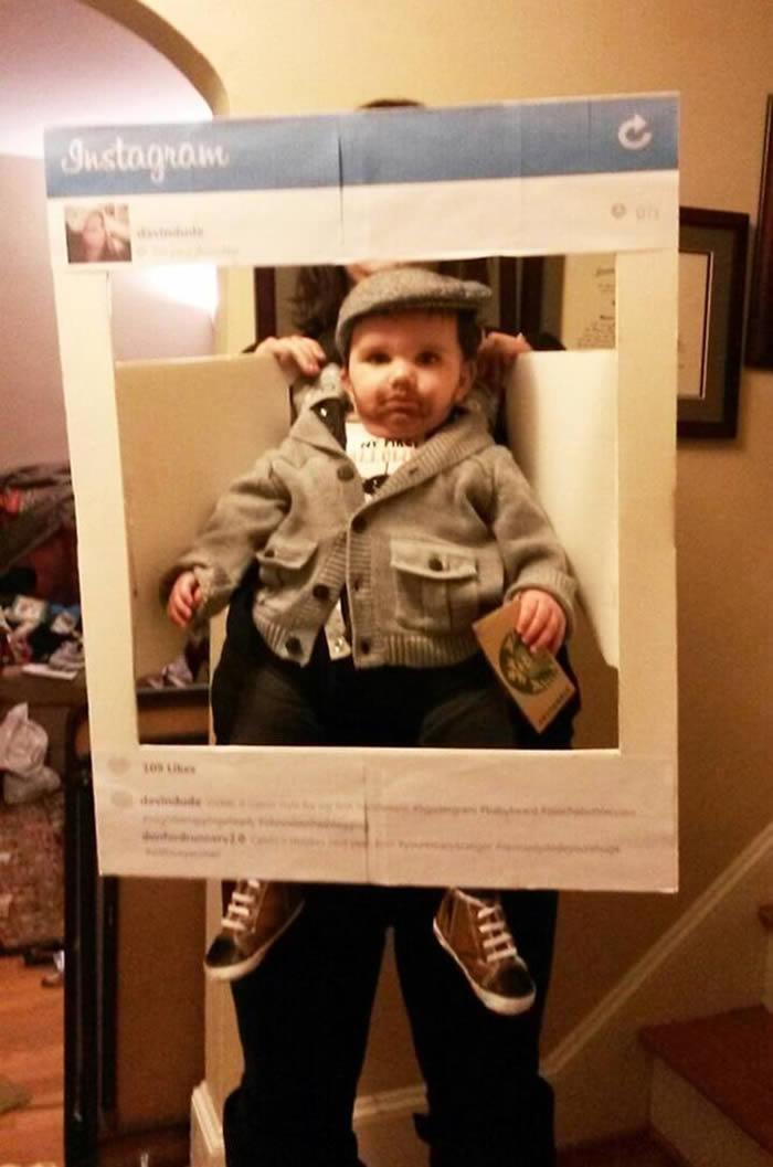 Os 22 bebês fantasiados mais fofos que você já viu