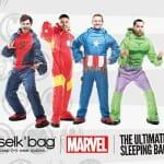 Conheça os sacos de dormir mais legais do mundo, inspirados nos super-heróis da Marvel