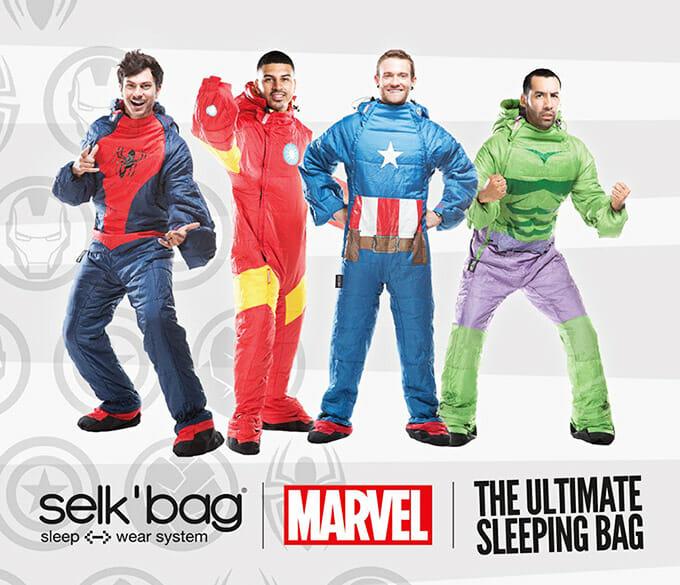 sacos-dormir-selk-herois-marvel