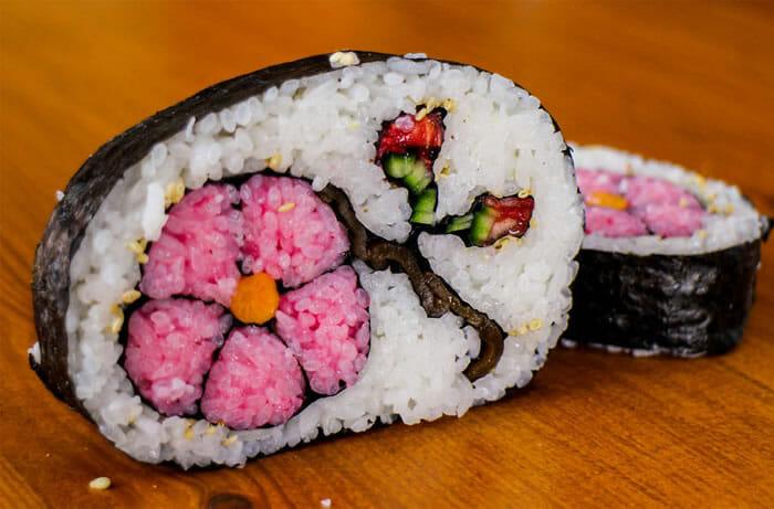 22 Tipos de sushis que são perfeitos demais para comer