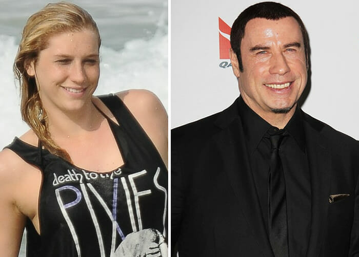 Ke$ha e John Travolta
