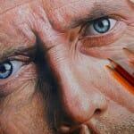 Parece foto mas não é! 8 Desenhos hiper-realistas de celebridades feitos a lápis