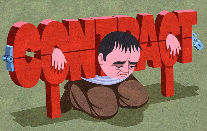 11 Ilustrações inteligentes satirizam problemas atuais