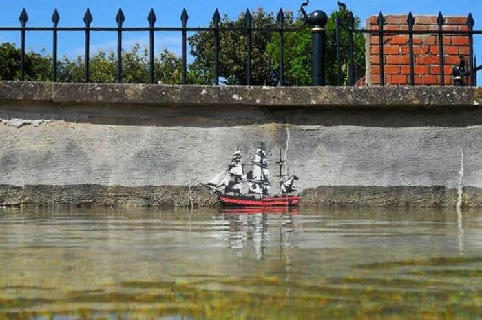 10 Street art pra lá de criativos