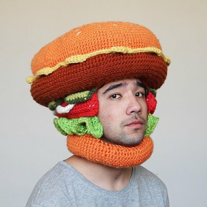 35 Toucas e chapéus bizarros e engraçados para você sair por aí