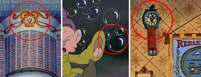Disney revela onde está o Mickey oculto em seus filmes. Consegue encontrá-lo?