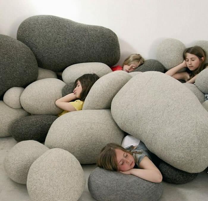 As 20 almofadas e travesseiros mais criativos de todos os tempos