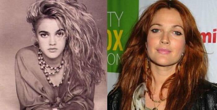 Antes e depois: Como eram 20 celebridades na década de 90 e como estão hoje