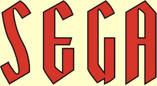 logotipo antigo Sega