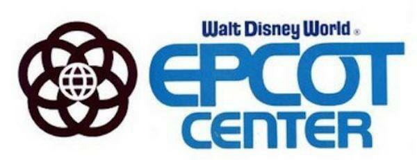 logotipo antigo Epcot Center