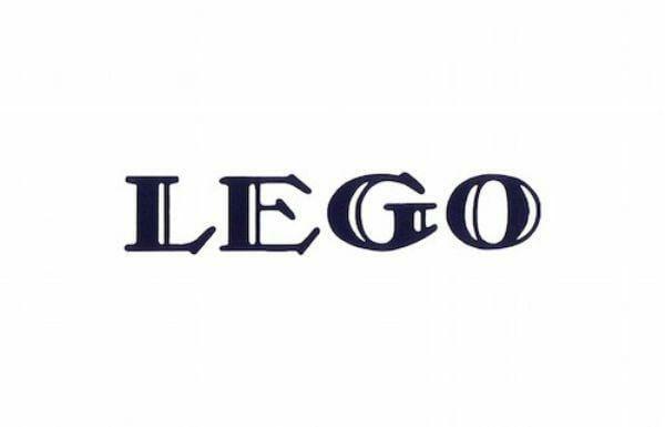 logotipo antigo lego