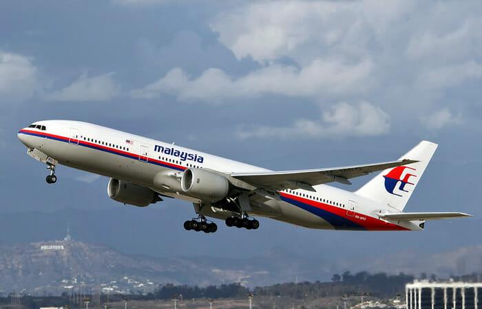 Boeing 777 da rota MH370