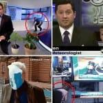 Os 23 momentos mais embaraçosos já capturados ao vivo na TV