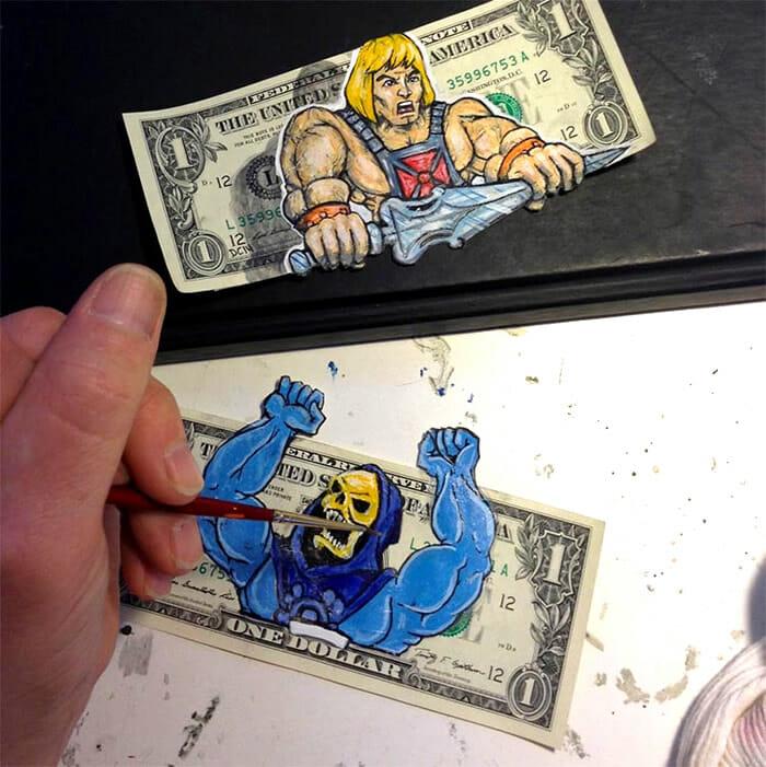 money-art-donovan-clark