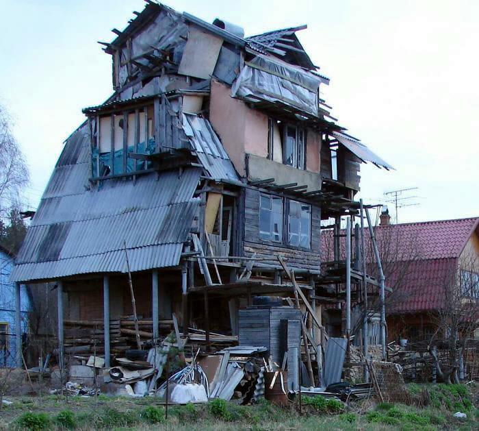 36 Obras de Engenharia e Arquitetura russas que voc