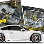 Qualidade impecável! Descubra como os Porsches são fabricados em Leipzig, na Alemanha