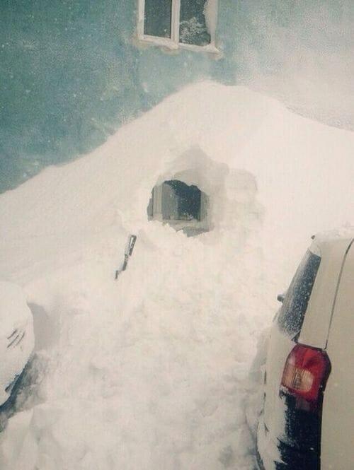 Inverno na Rússia