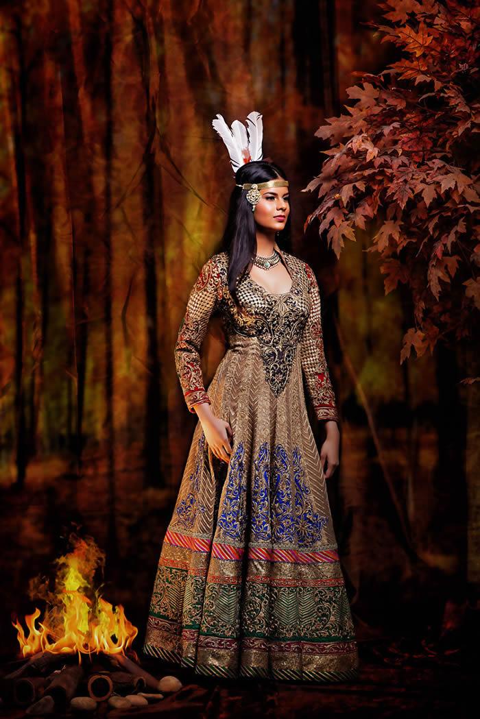 9 Princesas da Disney lindíssimas reimaginadas como noivas indianas