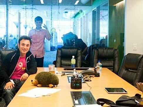 Salário dos Estagiários Empresas de Tecnologia