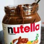 12 Fatos curiosos e reveladores sobre Nutella que você ainda talvez não saiba
