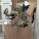 12 Robôs e máquinas com o comportamento muito suspeito - FUJAM!