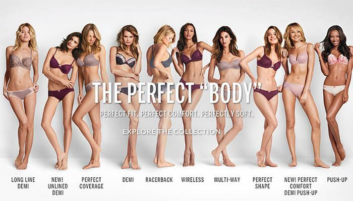 Após lançar sua campanha, a Victoria's Secret recebeu uma avalanche de críticas